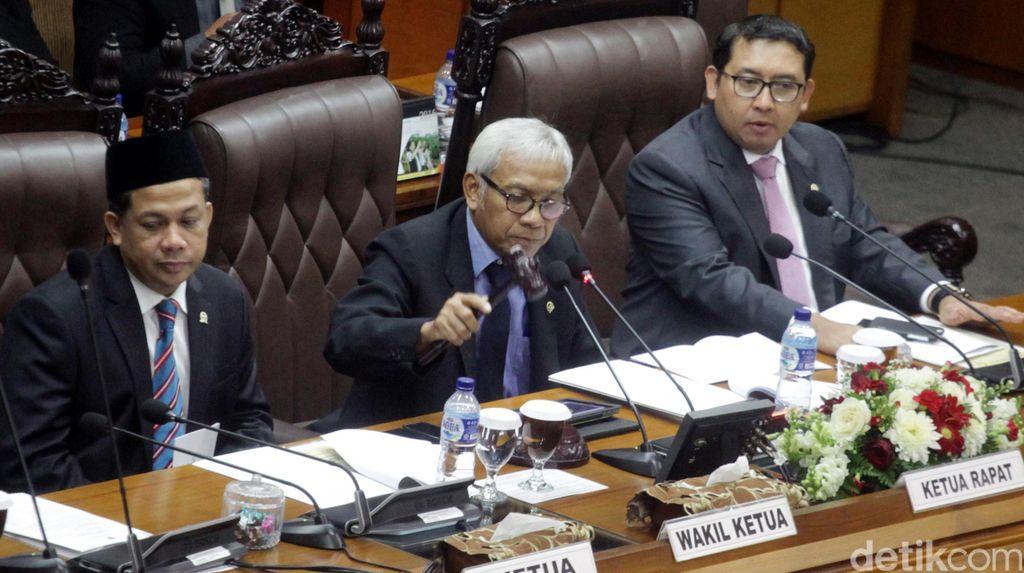 Wakil Ketua DPR Prihatin Anggota F-PG Charles Mesang Jadi Tersangka di KPK