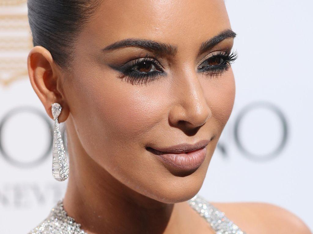 Terbentuk Sempurna, Alis Bocah 2 Tahun Ini Disamakan dengan Kim Kardashian