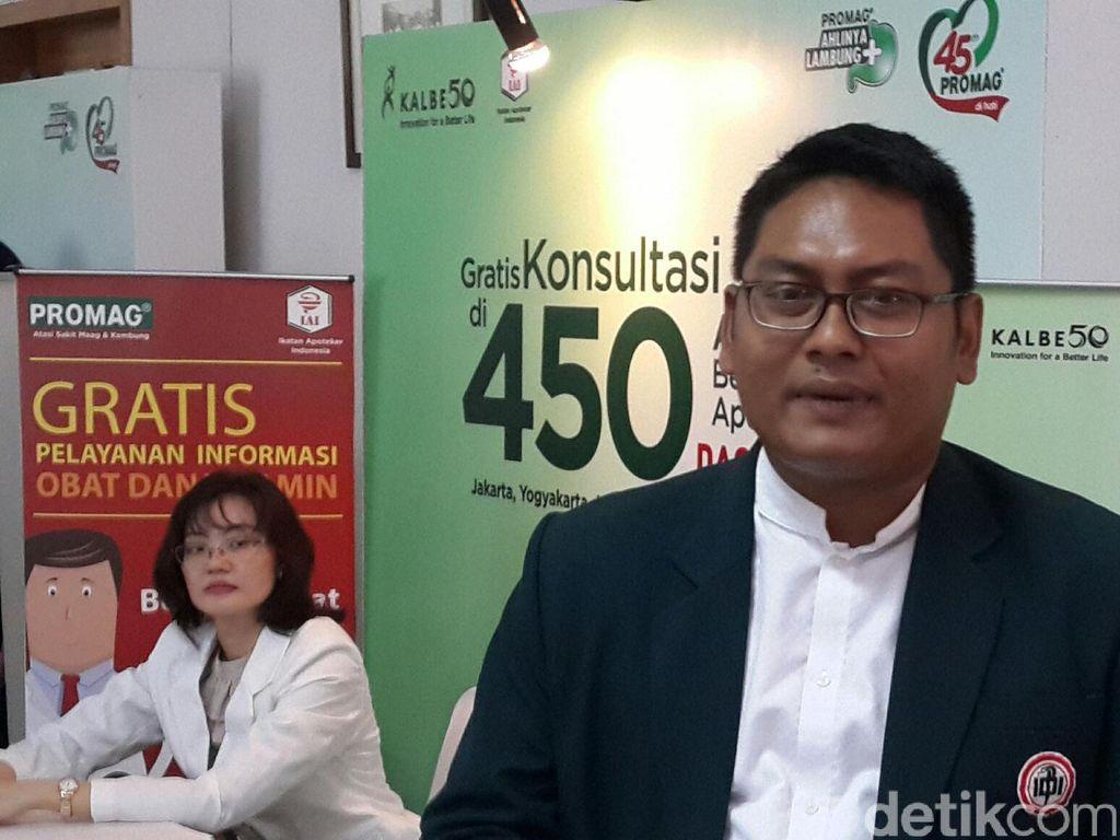 Jelang Ramadan, IDI Bakal Gelar Konsultasi Kesehatan Gratis
