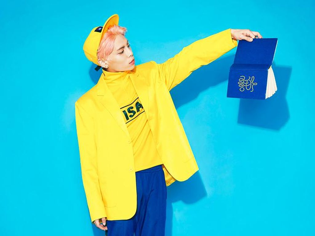 Terharu! SM Rilis MV Dear My Family untuk Kenang Jonghyun