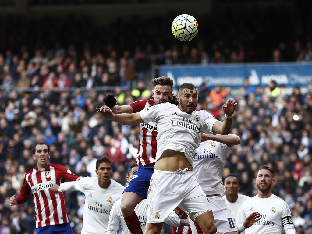 Atletico Vs Madrid: Wanda Metropolitano Kurang Angker bagi Los Blancos