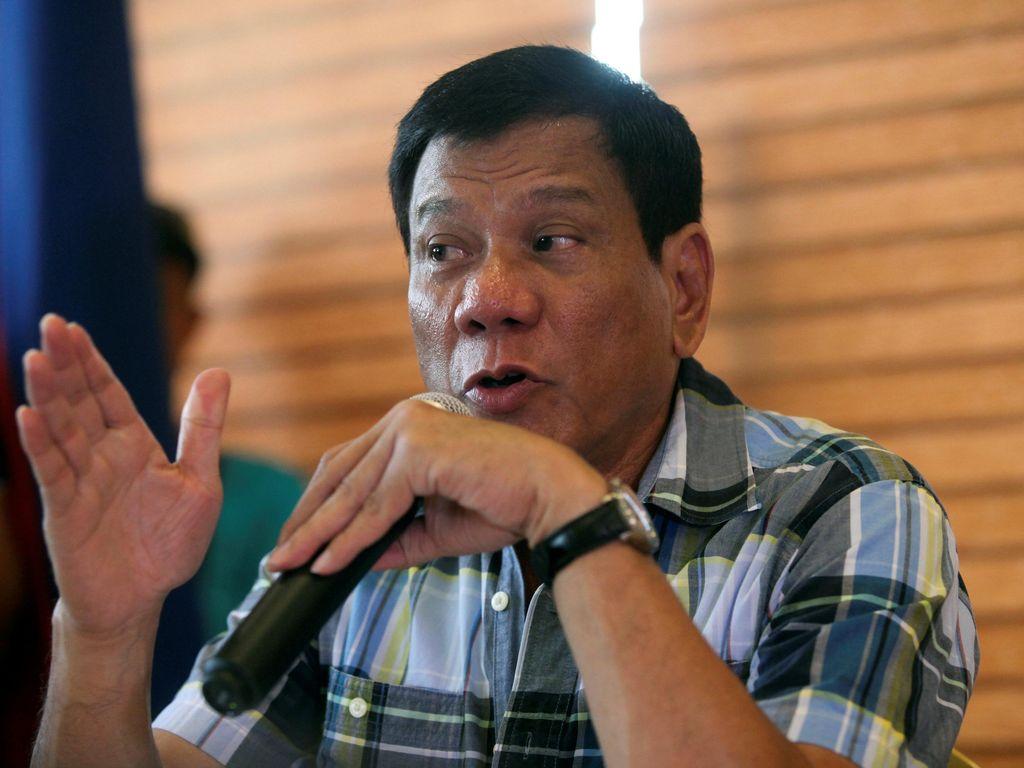 Dikecam Soal Pembunuhan Wartawan Korup, Presiden Filipina Berubah Sikap