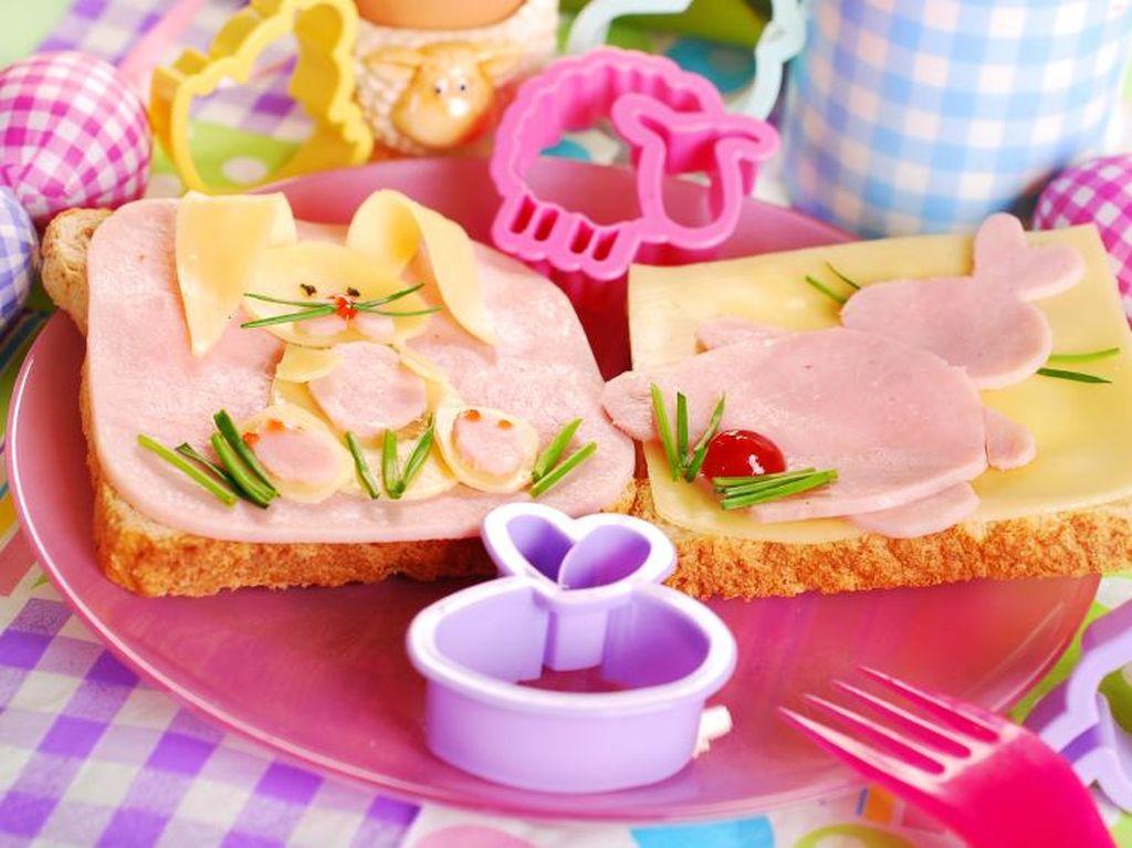 Yuk, Bikin Aneka Sandwich Enak untuk Bekal Sekolah si Kecil