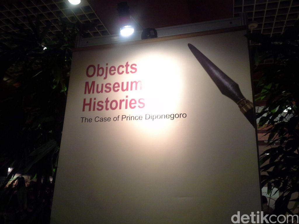 Dicari! Payung dan Keris Pangeran Diponegoro yang Belum Kembali