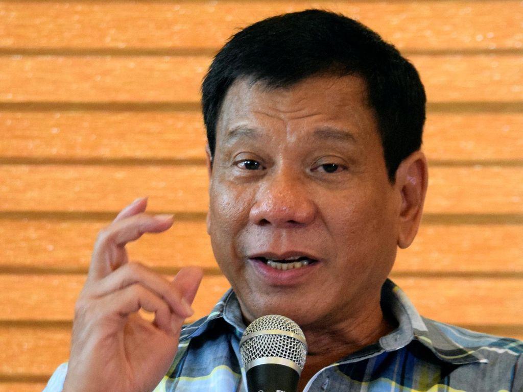 Tak Mau Minta Maaf, Presiden Filipina: Jangan Macam-macam dengan Saya!