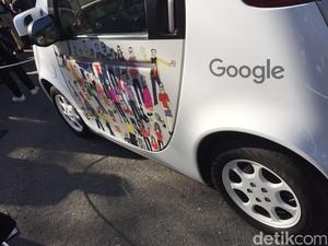 Mantan Insinyur Google Curi Data Mobil Otonom
