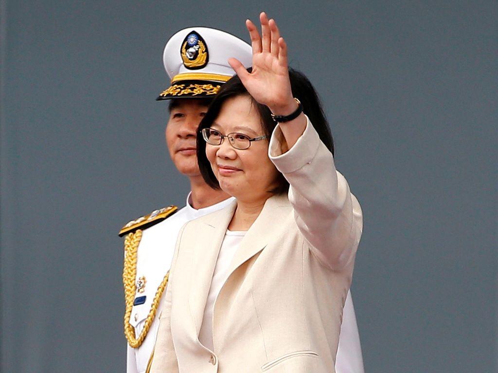 Presiden Taiwan Akan ke AS Bulan Ini, Bisa Bikin China Marah