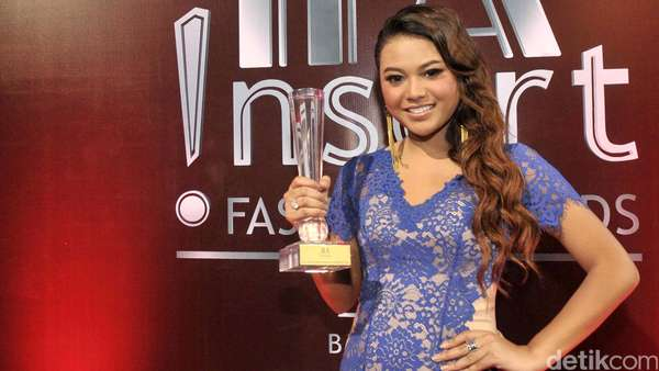 Aurel, Selebriti Remaja Wanita Terfavorit !nsert Fashion Awards 2016