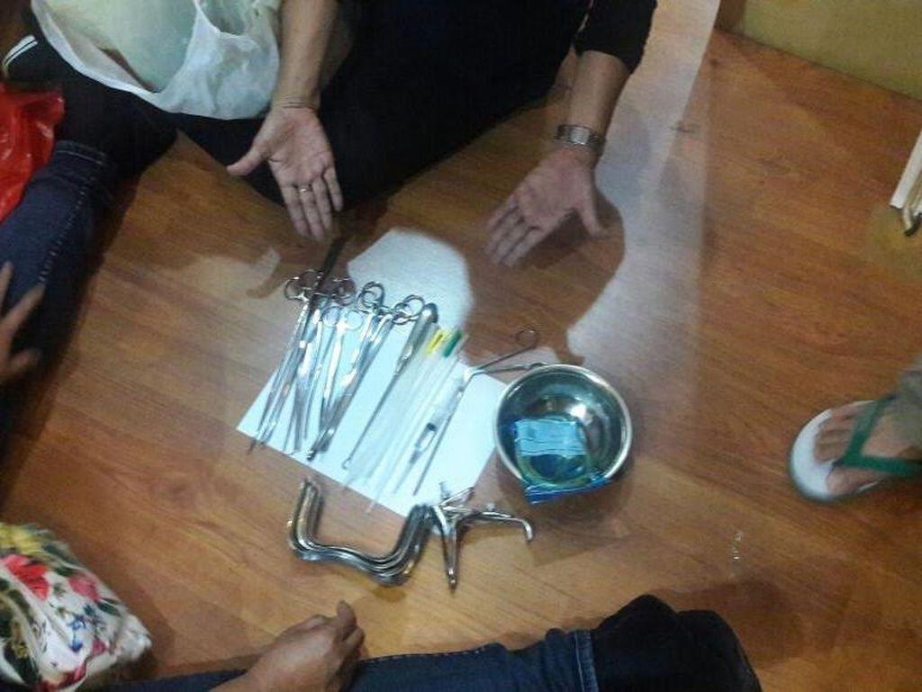 Pelaku Aborsi di Surabaya Adalah Bidan, Tarifnya Rp 2 Juta