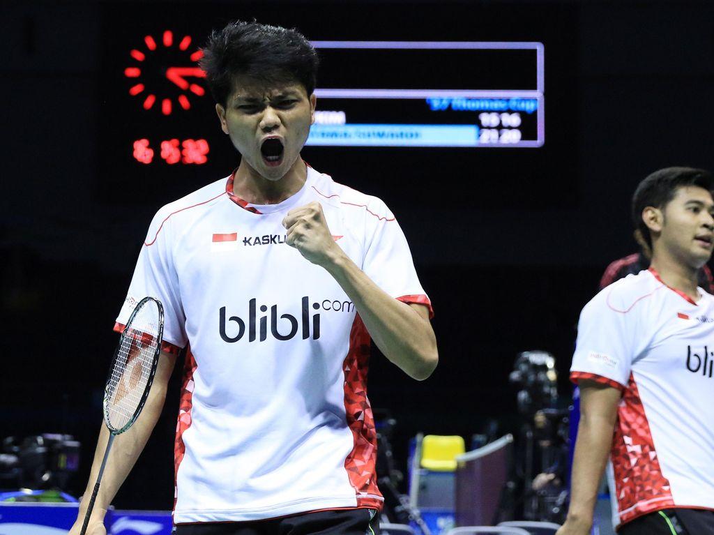 Ricky Harus Beri Pembuktian, India dan Korea Jadi Ujian Akhir