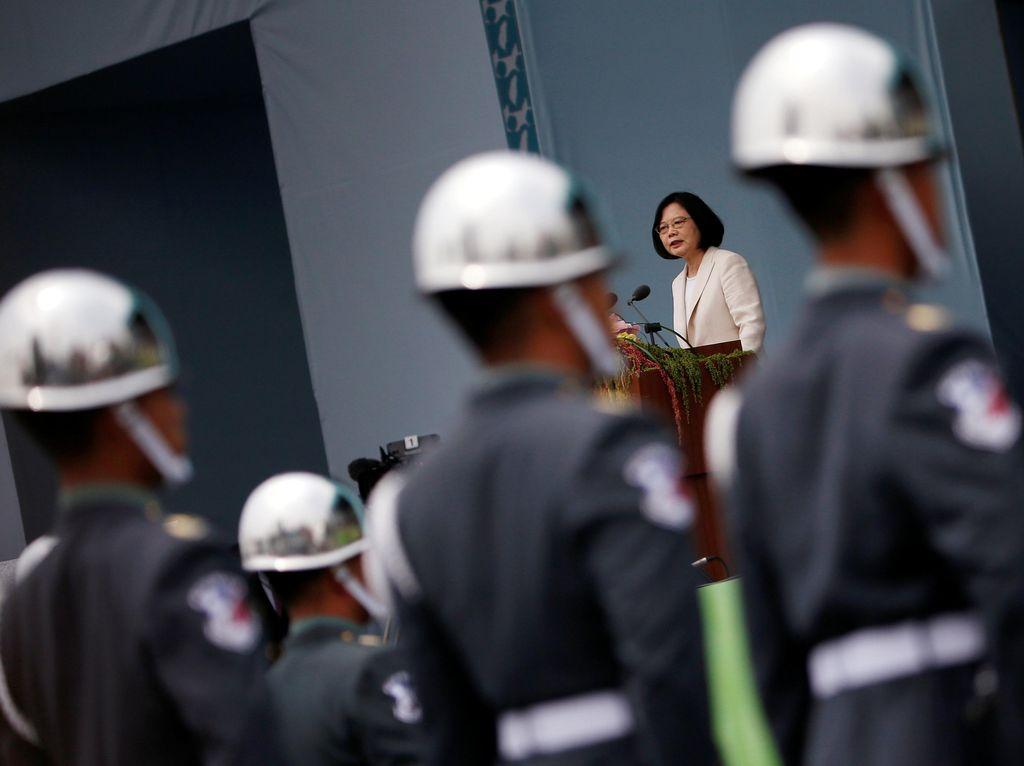 Jet Tempur China Masuk Wilayahnya, Taiwan Beri Peringatan Keras