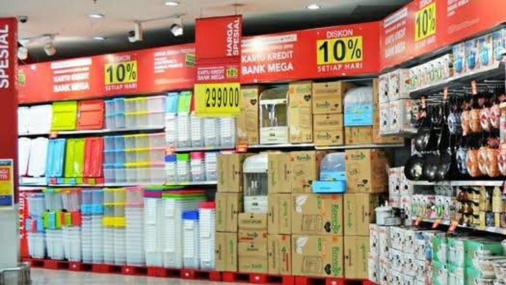 Siasati Banjir: Transmart Carrefour Tawarkan Promo Kotak Serbaguna