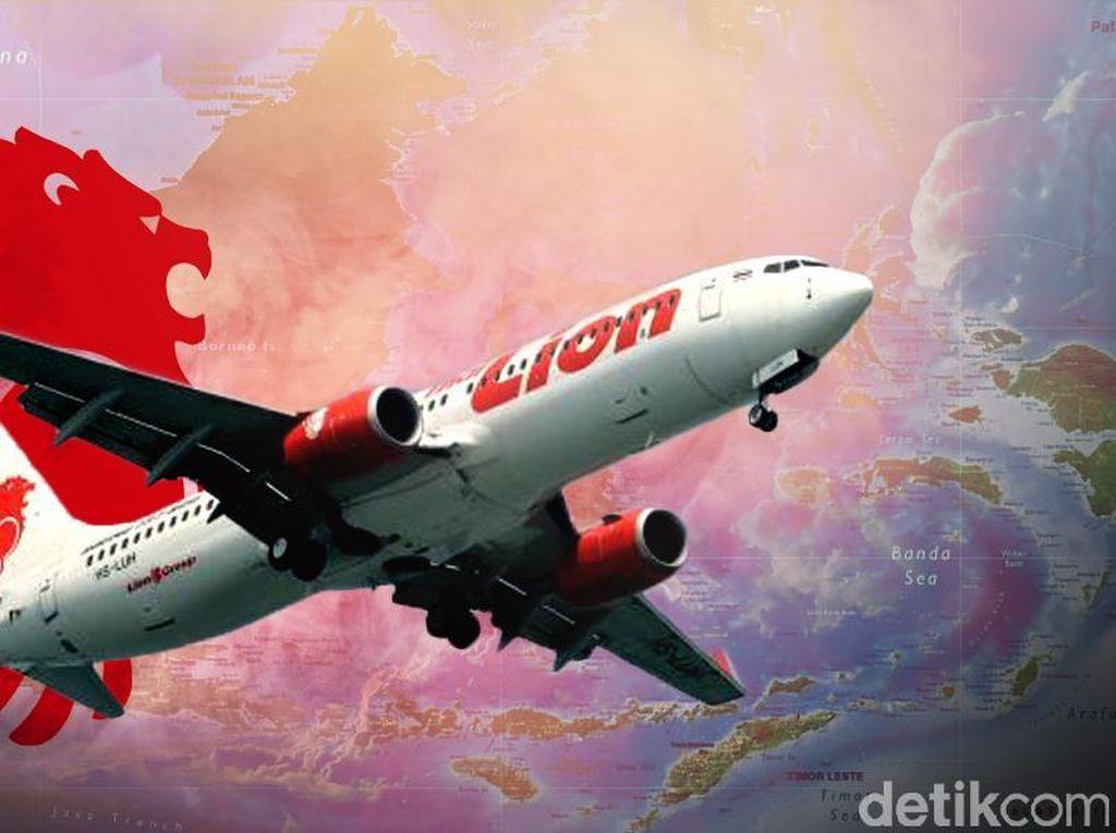 Pesawat Lion Air Jatuh di Laut, Sudah Ditemukan