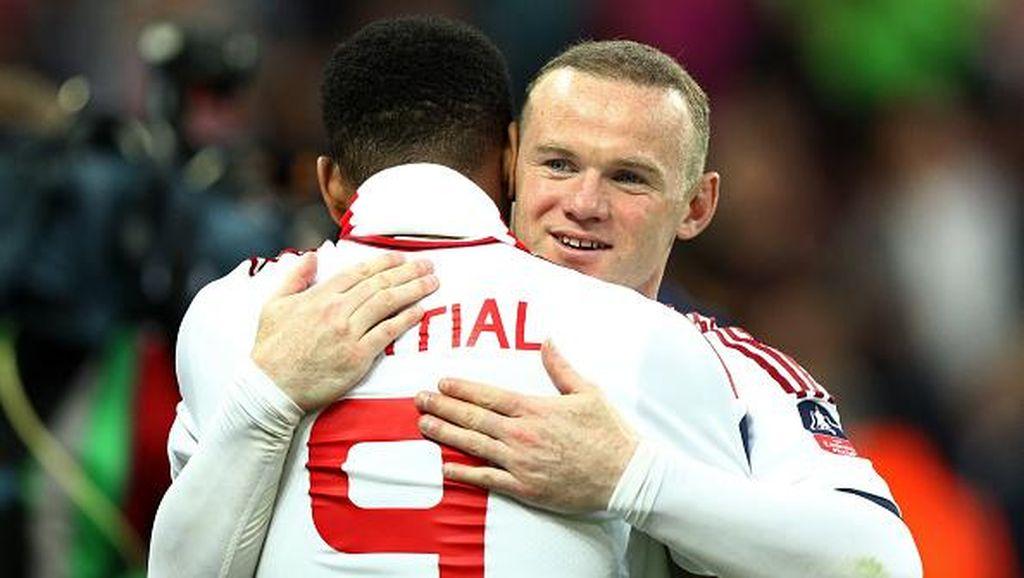 Rooney: Ini Momen Spesial
