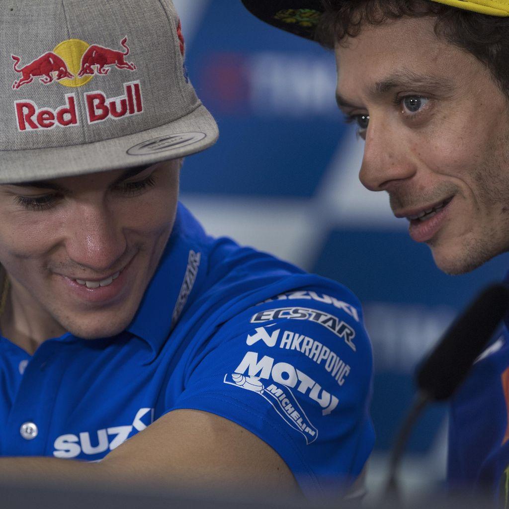 Marquez: Vinales-Rossi Setim Musim Depan, di Sirkuit Tetap Saingan