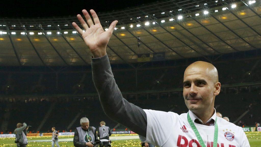 Sepakbola Indah Jadi Warisan Guardiola di Bayern
