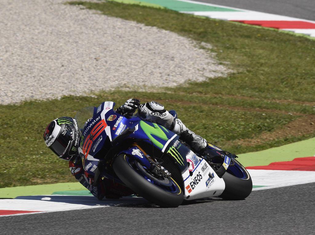 Lorenzo Sindir Hasil Kualifikasi Rossi
