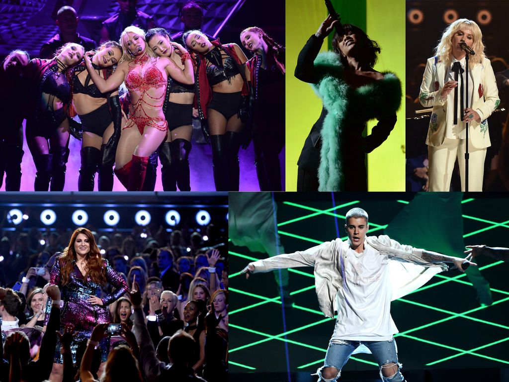 Kemeriahan Billboard Music Awards 2016