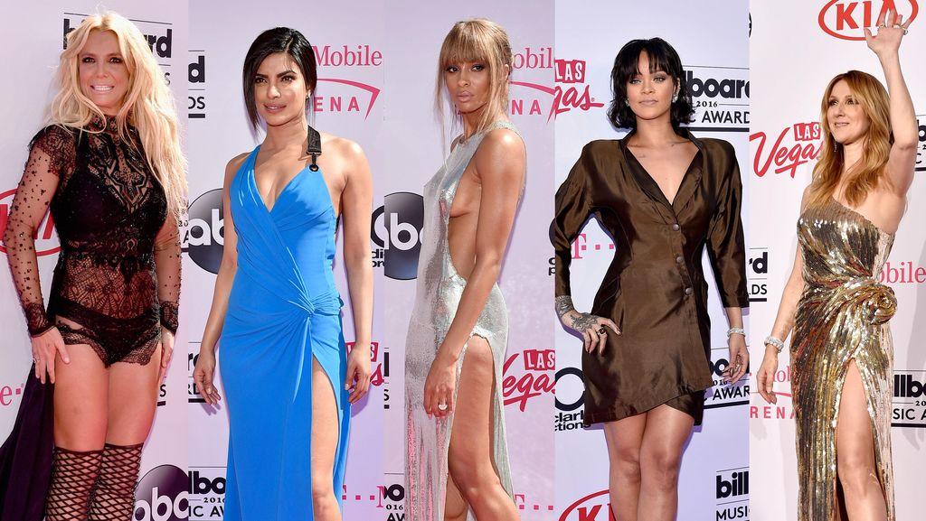 Britney Spears hingga Rihanna, Parade Artis di Billboard Music Awards 2016