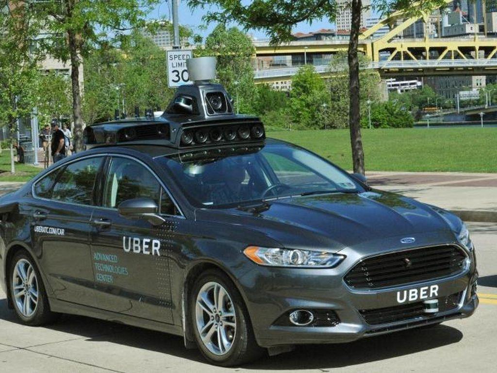 Dilarang di Taiwan, Uber Minta Presiden Turun Tangan