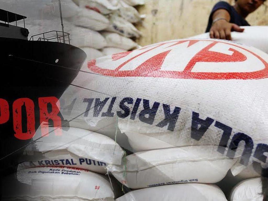 Curhat ke Darmin, Petani Minta Serap Gula Lokal yang Tak Laku