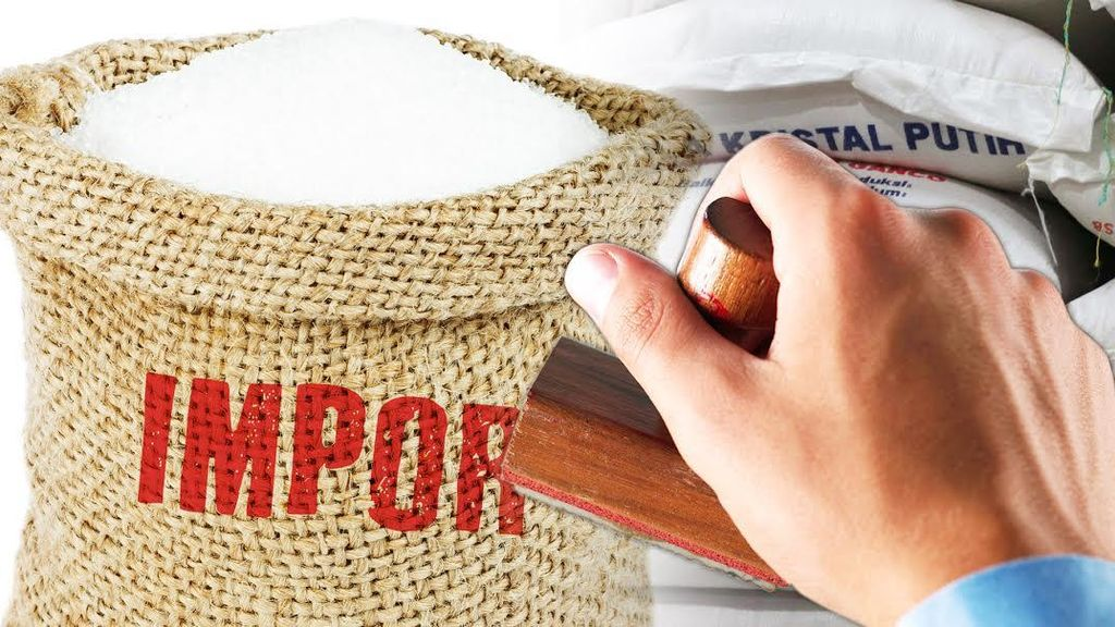 Swasta Diizinkan Impor dan Jual Gula, Ini Bahayanya