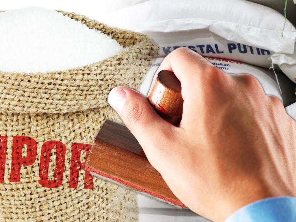 Stok Gula Nasional Berlebih, Perlukah Impor?
