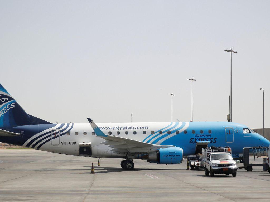 Bos EgyptAir Meninggal Dunia saat Wawancara TV