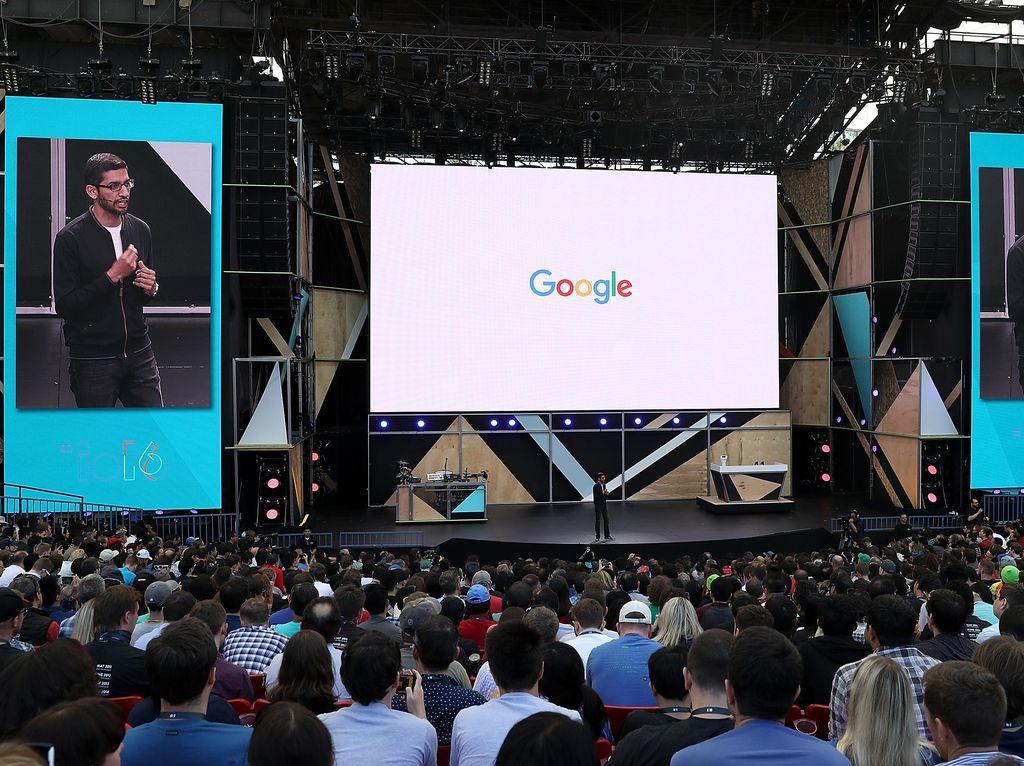 Tips Nonton Google I/O via Live Streaming