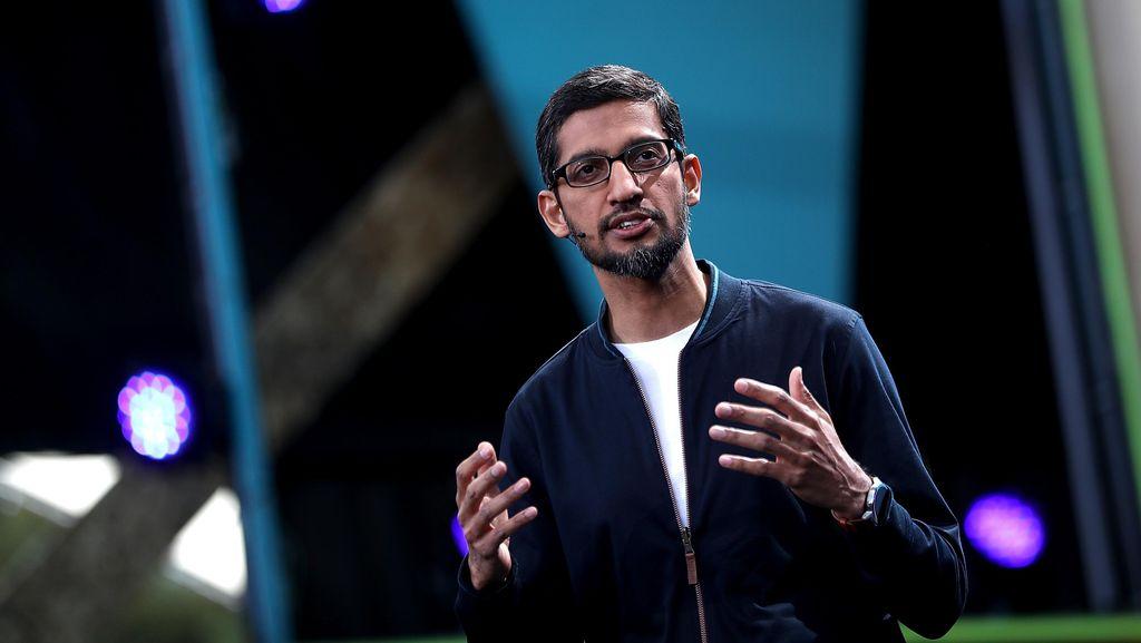 Perjalanan Hidup CEO Google yang Menginspirasi