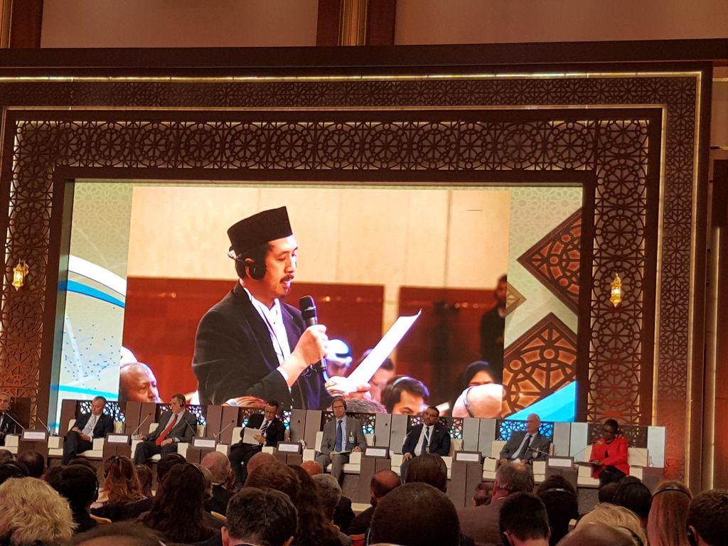 Di Forum Doha, Keseriusan Negara Barat untuk Berantas ISIS Dipertanyakan