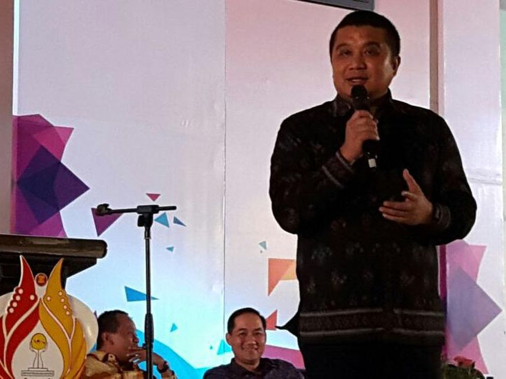 Erwin Aksa: Banyak yang Rugi dan Nganggur di Era Jokowi