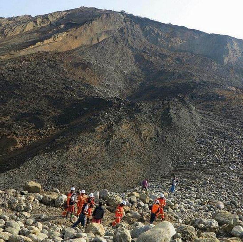 Ledakan di Tambang Batu Bara China Tewaskan 21 Orang