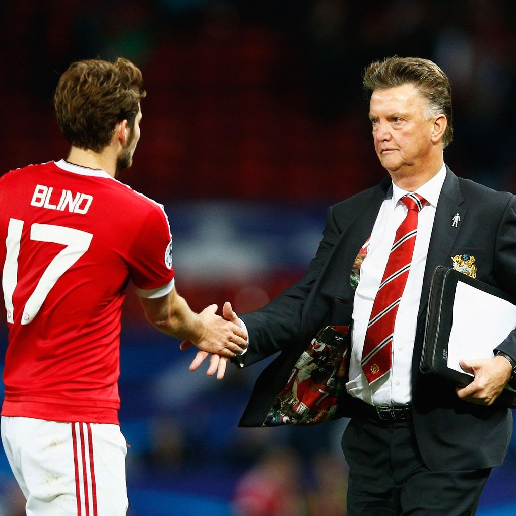 Nasib Pemain Rekrutan Van Gaal di Era Mourinho