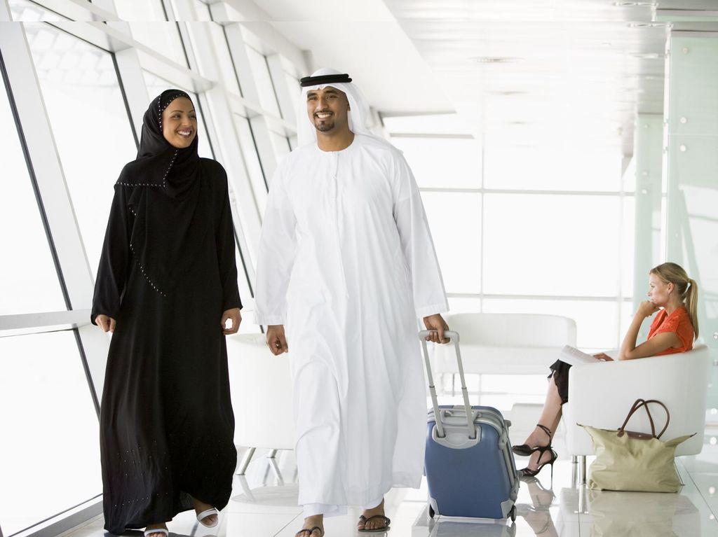 5 Hal yang Perlu Diperhatikan Hijabers Sebelum Naik Pesawat Terbang