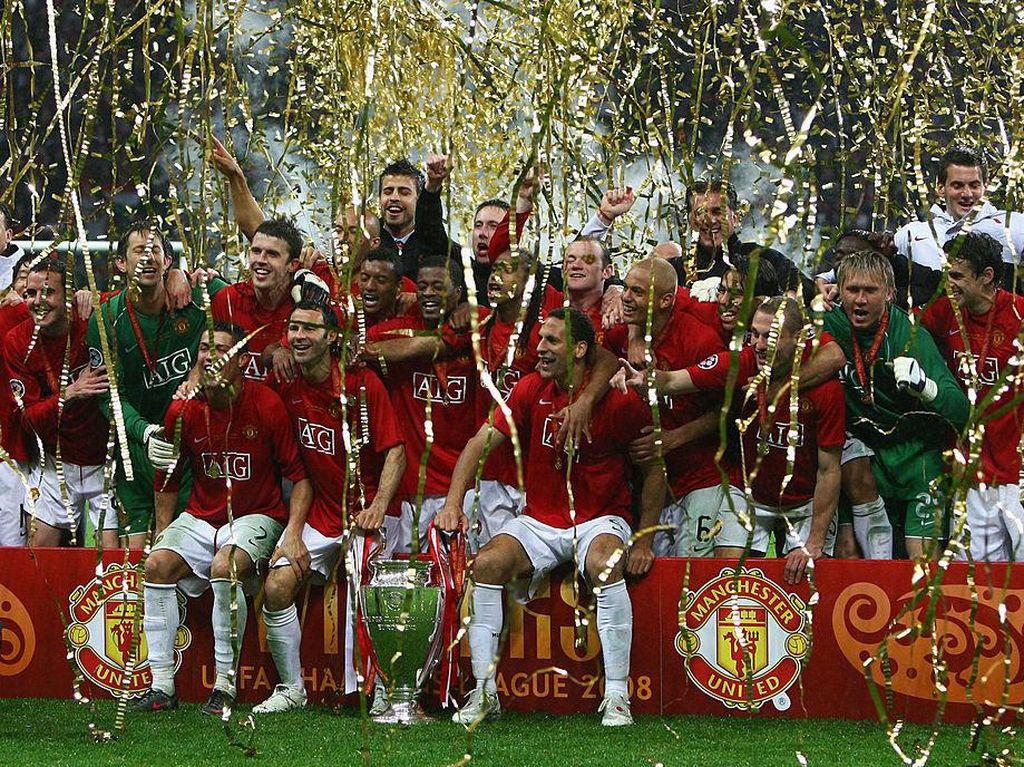 Tuah Roger Federer buat Man United di Final Liga Champions 2008