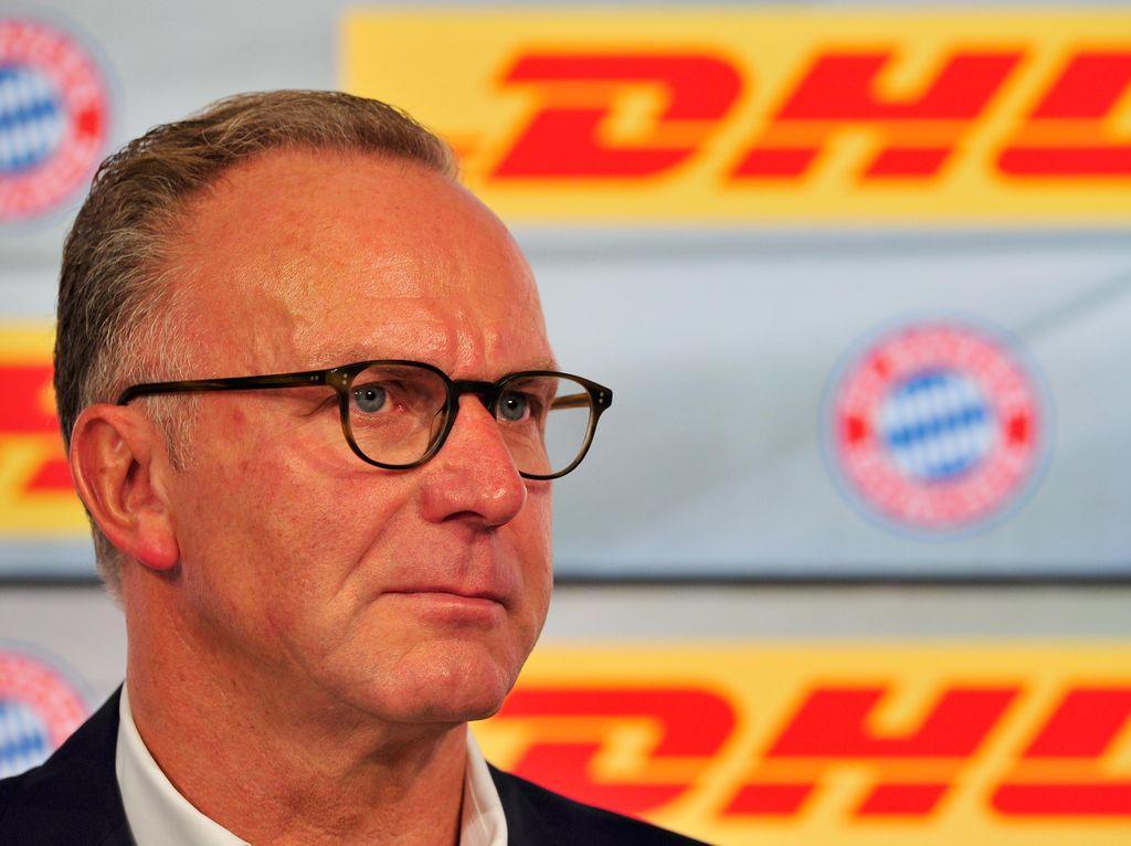 CEO Bayern Heran Barcelona Utangnya di Mana-mana