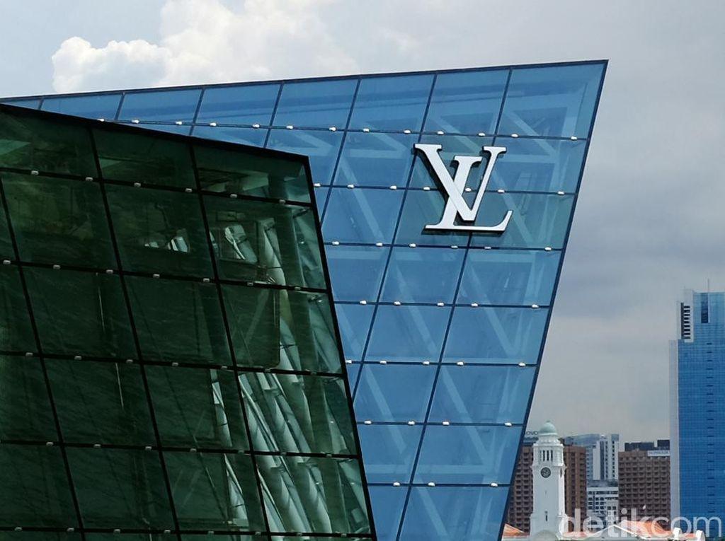 Louis Vuitton Akuisisi Perusahaan Perhiasan Senilai Rp 226 T