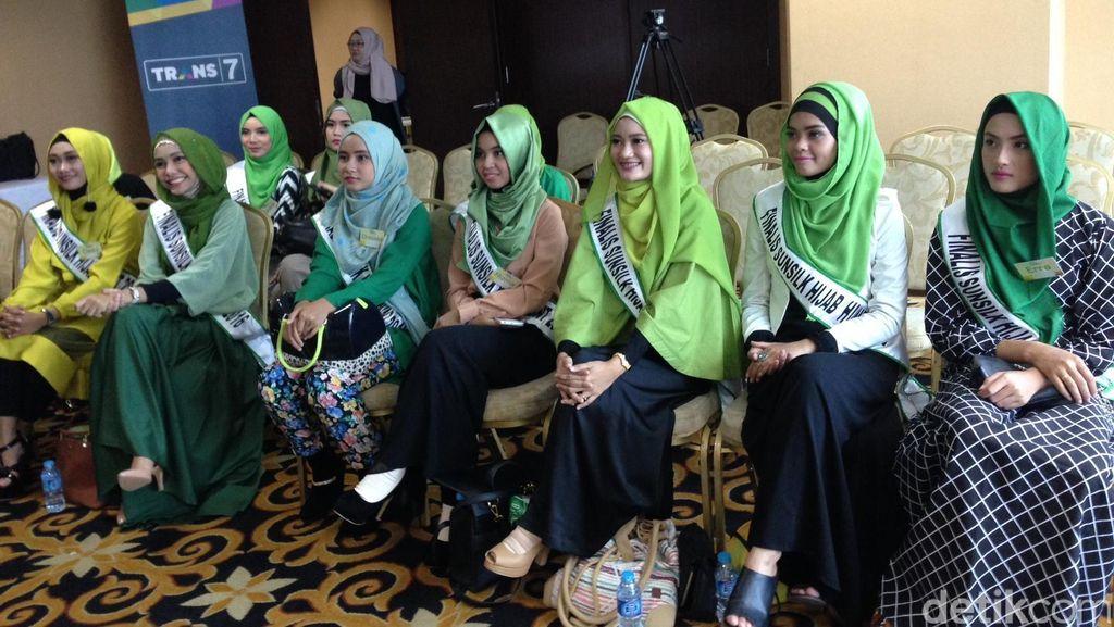 Cara Finalis Sunsilk Hijab Hunt Mempersiapkan Mental Jelang Final