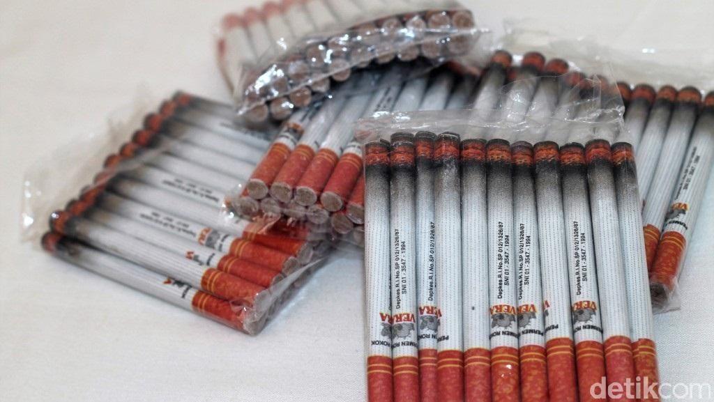 Mei: Peredaran Permen Rokok yang Mirip Aslinya