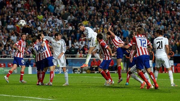 Sakit Hati Atletico Berbahaya untuk Madrid