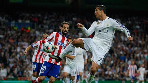 Hadapi Atletico di Semifinal, Madrid Dilarang Bikin Kesalahan