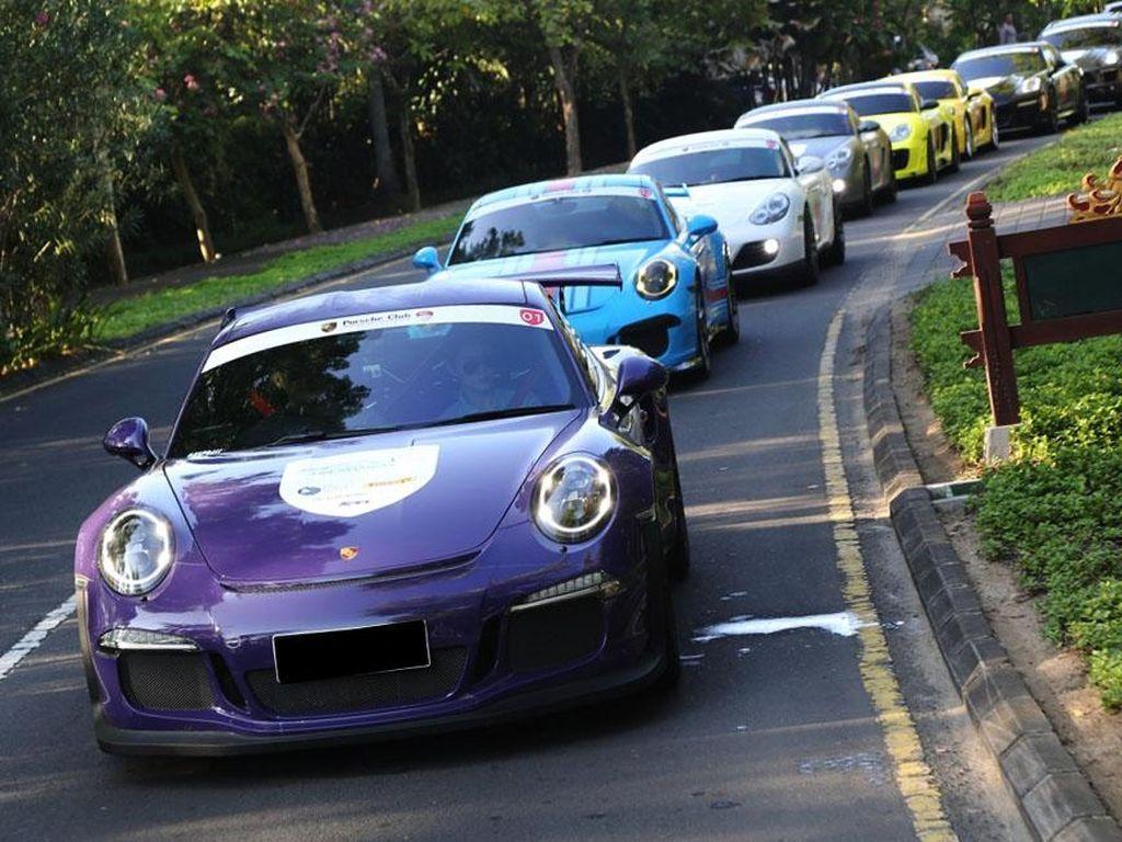 Komunitas: Porsche Mobil Sport yang Cocok untuk Sehari-hari