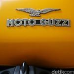 Piaggio Siap Luncurkan Motor Moto Guzzi Terbaru