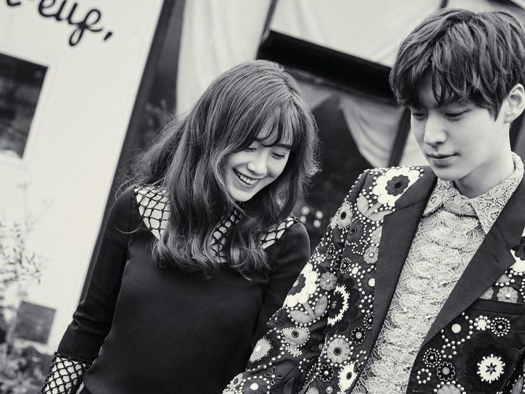 Goo Hye Sun Ungkap Alasan Tak Bisa Bercerai dari Ahn Jae Hyun