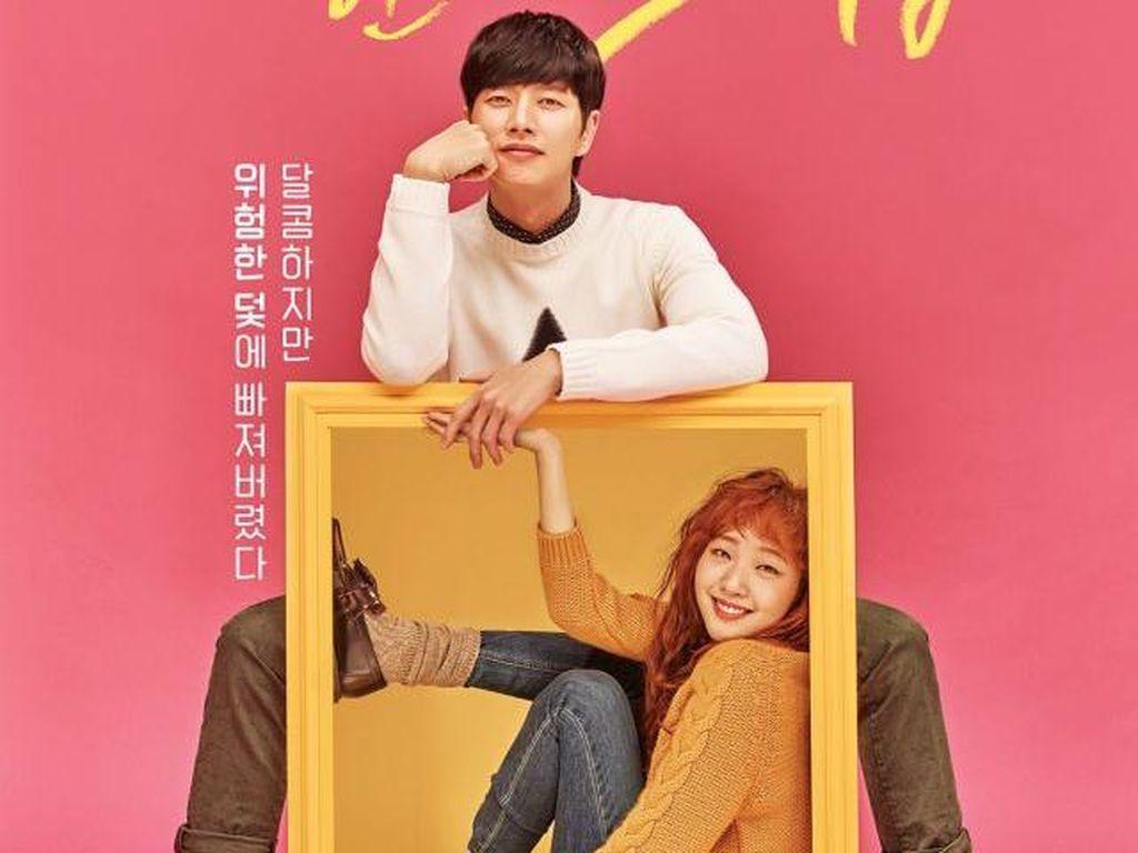 Siapa Lawan Main Park Hae Jin di Cheese in the Trap: The Movie?