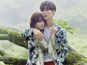 Intip Foto-foto Pernikahan Sederhana Ahn Jae Hyun dan Goo Kye Sun