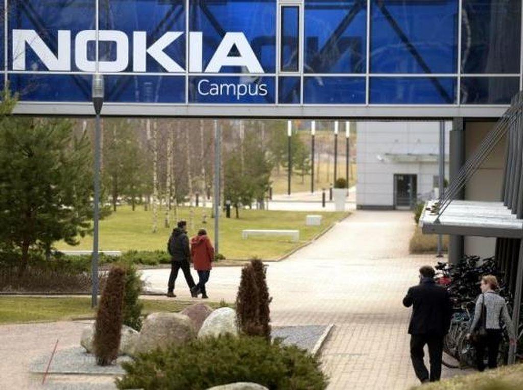 Nokia, Percobaan Gagal Microsoft Senilai Rp 108 Triliun