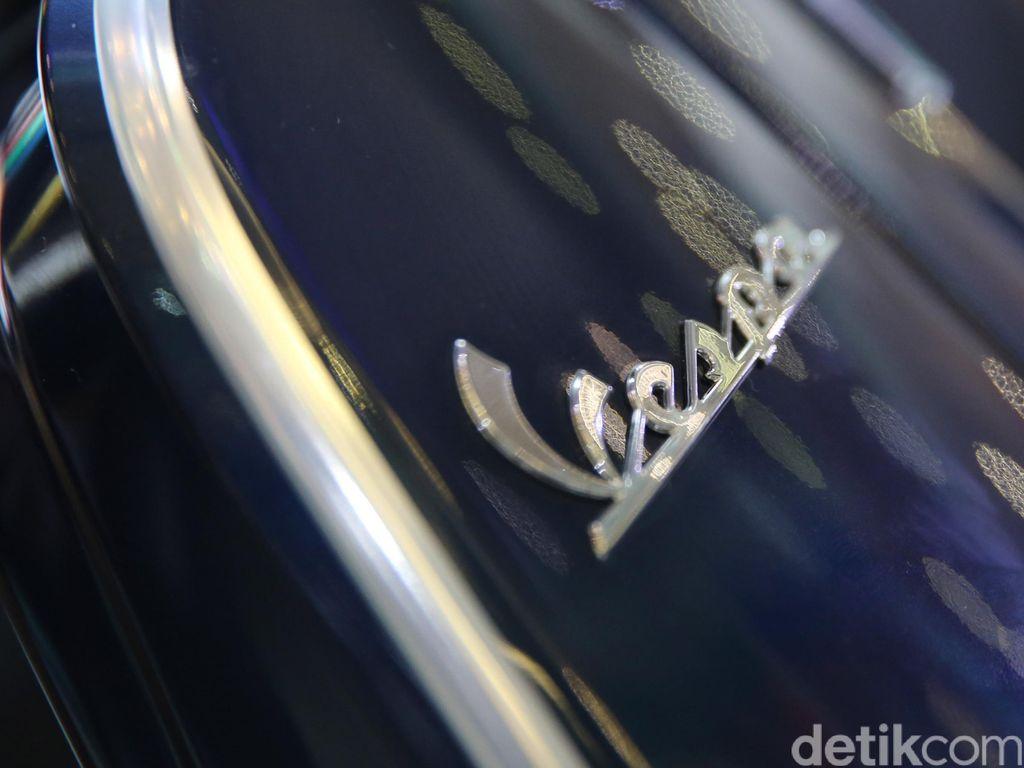 Jika Diluncurkan, Motor Listrik Vespa Masuk Segmen Premium