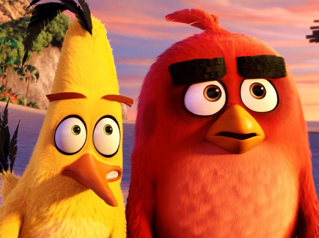 Sebelum Difilmkan, Angry Birds Sudah Diunduh 3 Triliun Kali